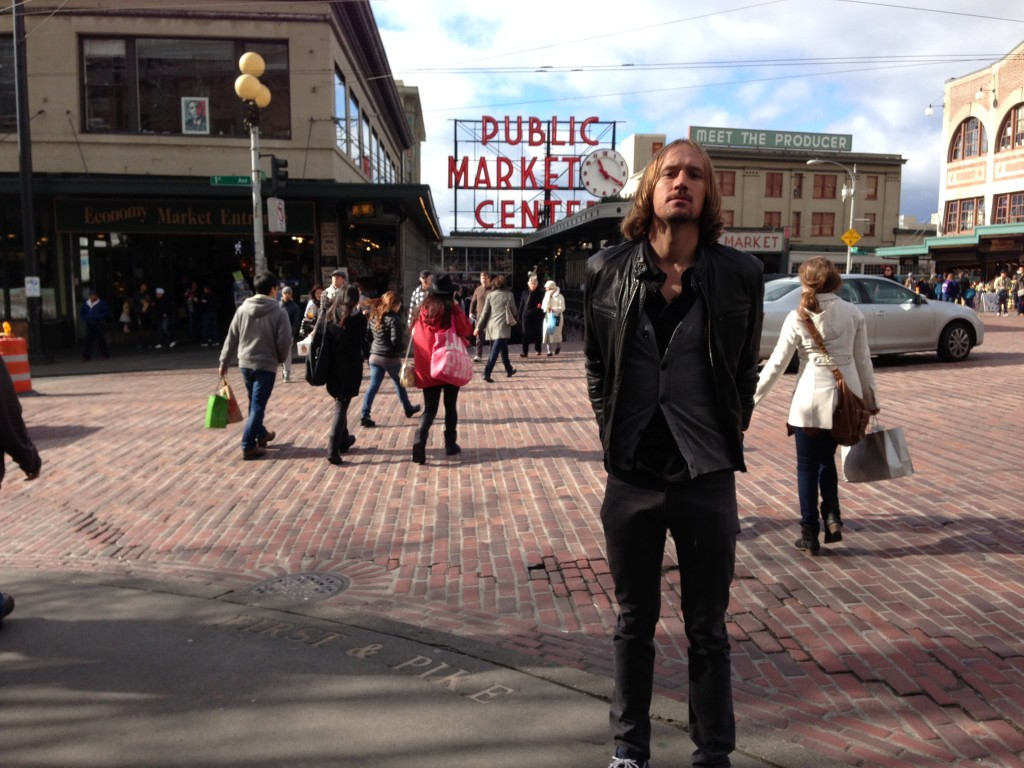 Trevor Millican Pike Place Seattle