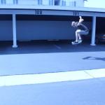 Trevor Millican Volcom Skatepark Costa Mesa
